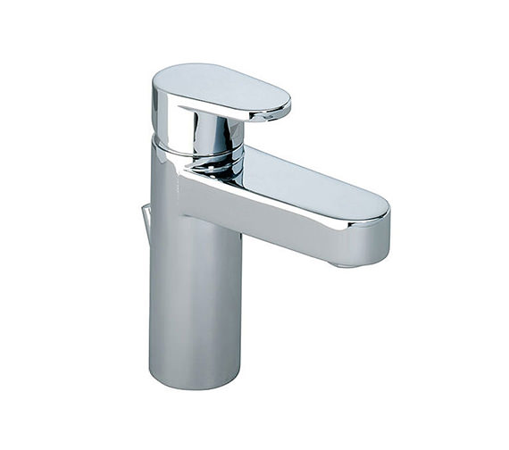 Roper Rhodes Stream Basin Mixer Tap With Click Waste Chrome - T771002