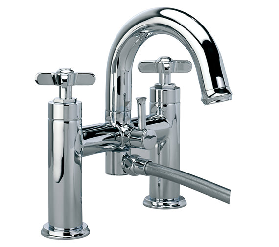 Roper Rhodes Wessex Bath Shower Mixer Tap With Shower Handset T664202