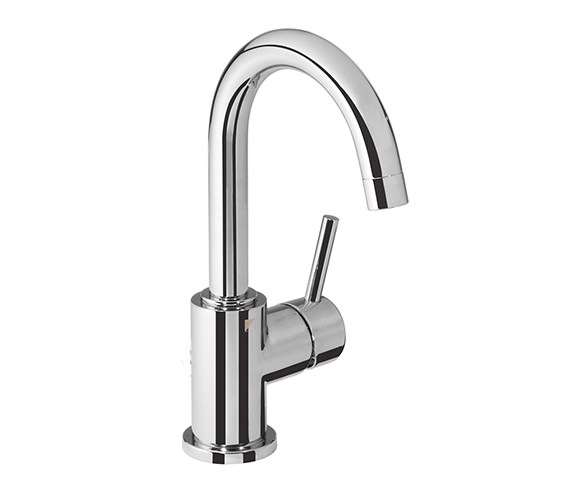 Roper Rhodes Storm Side Action Basin Mixer Tap Chrome - T221602