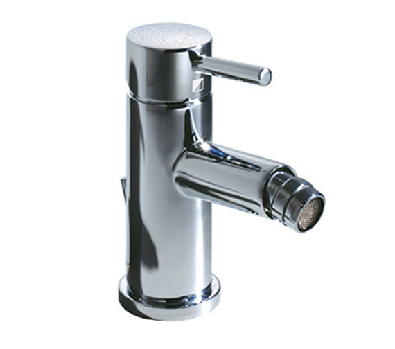 Roper Rhodes Storm Bidet Mixer Tap With Pop Up Waste Chrome - T222002