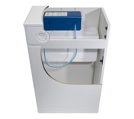 Roper Rhodes Torrent Concealed Dual Flush Cistern - TR9001