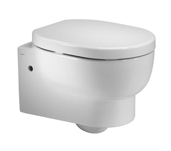 Roper Rhodes Zest Wall Hung WC Pan 500mm - ZWHPAN50