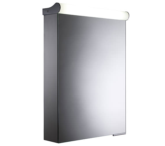 Roper Rhodes Ascension Elevate Single Mirror Glass Door Cabinet - AS231
