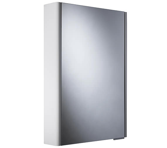 Roper Rhodes Phase Mirror Glass Door Cabinet - DN50W