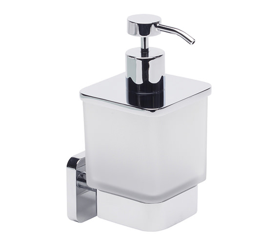 Roper Rhodes Frosted Glass Soap Dispenser - 8515.02