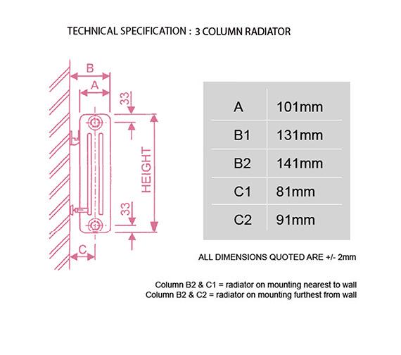 Technical drawing QS-V19977 / TUB3-060-17