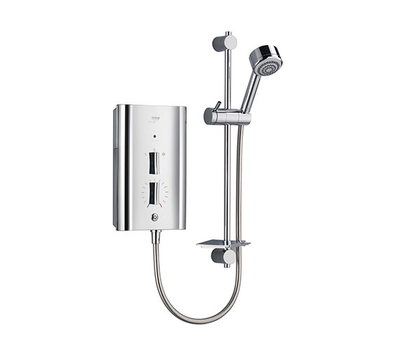 Mira Escape Thermostatic Electric 9.8KW Chrome Finish - 1.1563.011