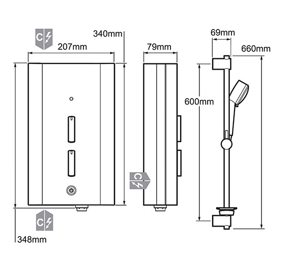 Technical drawing QS-V2014 / 1.1563.011