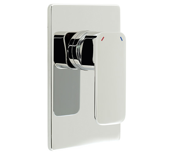 Vado Phase Concealed Wall Mounted Shower Valve