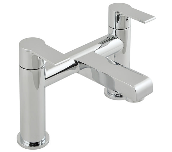 Vado Ion Deck Mounted 2 Hole Bath Filler Tap - ION-137