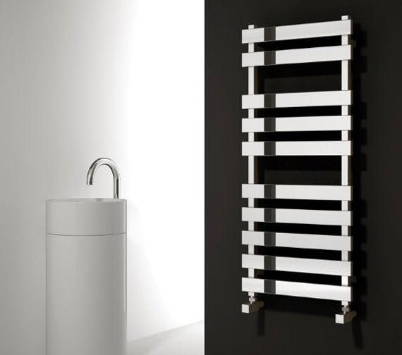 Alternate image of Reina Kreon 500 x 780mm Designer Radiator Polished - RNS-KN5078