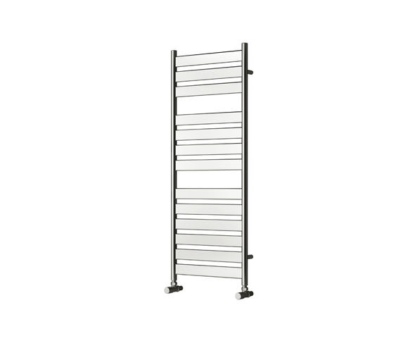 Reina Carpi Chrome 300 x 1200mm Towel Rail Radiator - RND-CRP3120