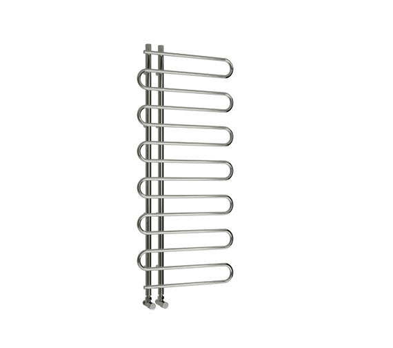 Reina Jesi 600 x 1400mm Designer Radiator Chrome - RND-JS6140