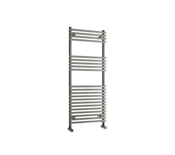 Reina Pavia Designer Radiator 600 x 1200mm Chrome Finish- RND-PV6120