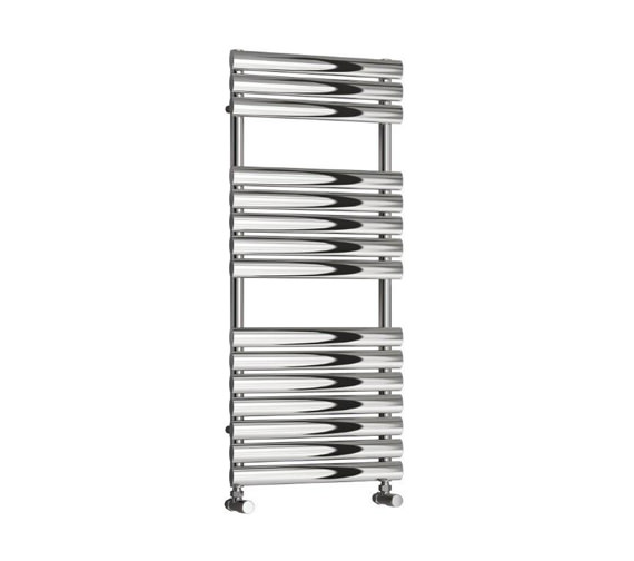 Reina Helin Stainless Steel Designer Radiator 500 x 826mm-RNS-HLN5080P