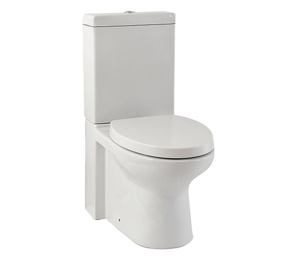 Phoenix Forma WC With Cistern And Luxury Soft Close Seat 650mm