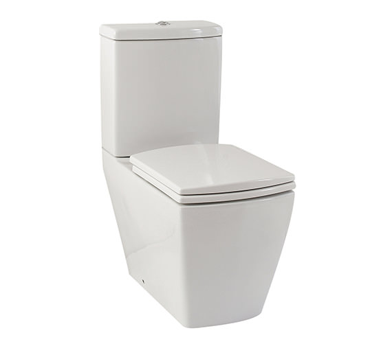 Phoenix Mac Q W.C With Cistern And Luxury Soft Close Seat