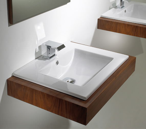 Phoenix Inset Basin 400mm x 410mm - VB045