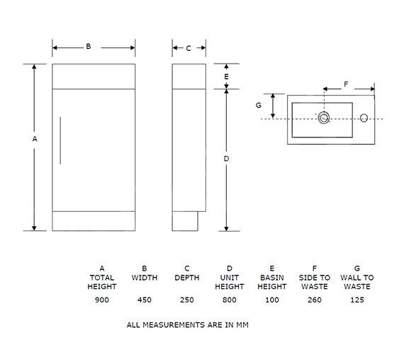 Technical drawing QS-V21282 / FQ009