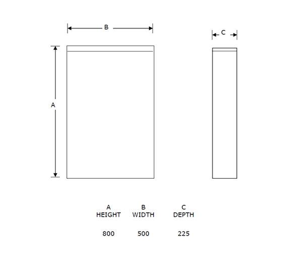 Technical drawing QS-V21288 / BTWNECON