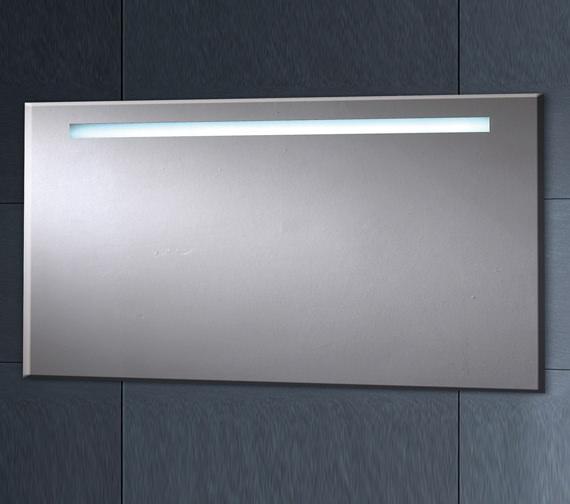 Phoenix LED Mirror With Demister Pad 600mm x 1200mm - MI021