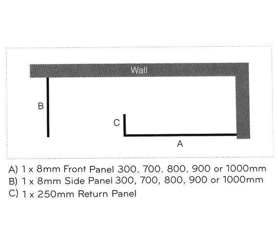 Technical drawing QS-V21360 / SE070