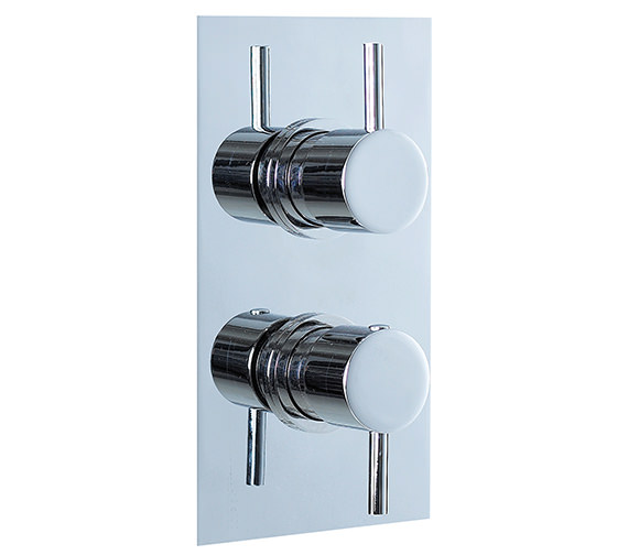 Phoenix Concealed Thermostatic Shower Valve With Diverter - SV024RO
