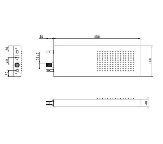 Technical drawing QS-V21492 / SH023
