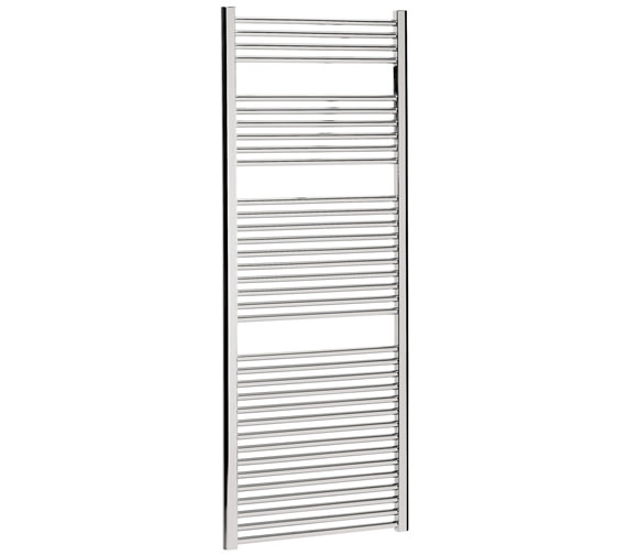Bauhaus Design Flat Panel Towel Rail 600 x 1700mm Chrome - DE60X170C