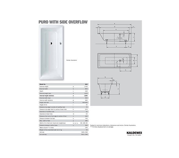 Technical drawing QS-V21635 / 259200010001