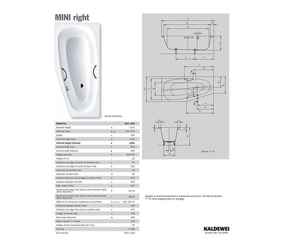 Technical drawing QS-V21639 / 224400010001