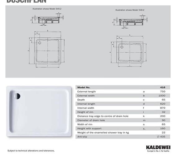 Technical drawing QS-V21664 / 431600010001