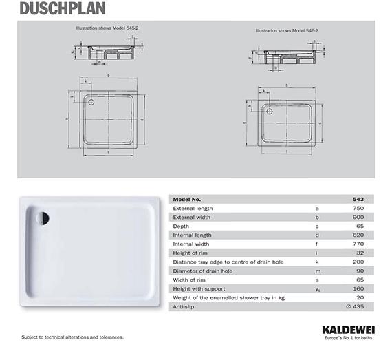 Technical drawing QS-V21677 / 440900010001