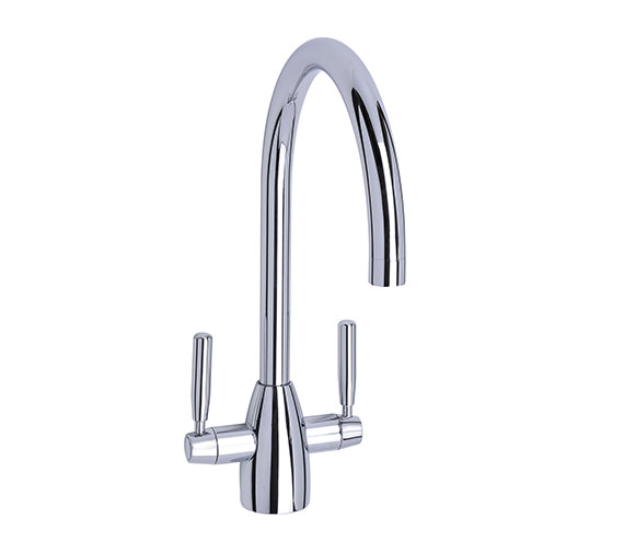 Mayfair Rumba Kitchen Sink Mixer Tap Chrome - KIT147
