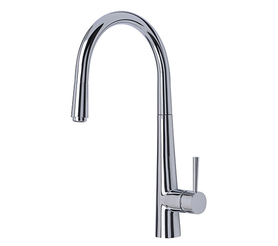 Mayfair Palazzo Kitchen Sink Mixer Tap Chrome - KIT159