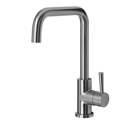 Mayfair Melo Kitchen Sink Mixer Tap Stainless Steel - KIT175
