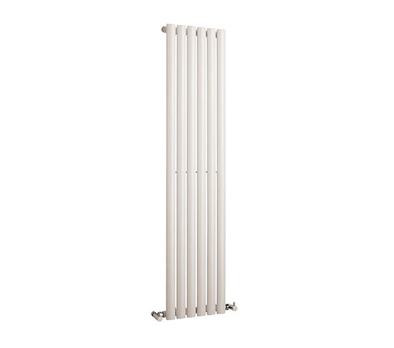 Hudson Reed Revive Single Panel White Radiator 354x1500mm - HL367