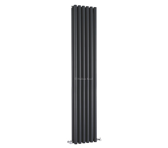 Hudson Reed Savy Double Panel Radiator 354x1800mm Anthracite-HLA92