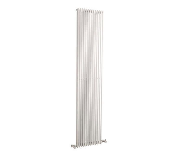 hudson reed refresh vertical designer radiator 350 x 1500m. Black Bedroom Furniture Sets. Home Design Ideas