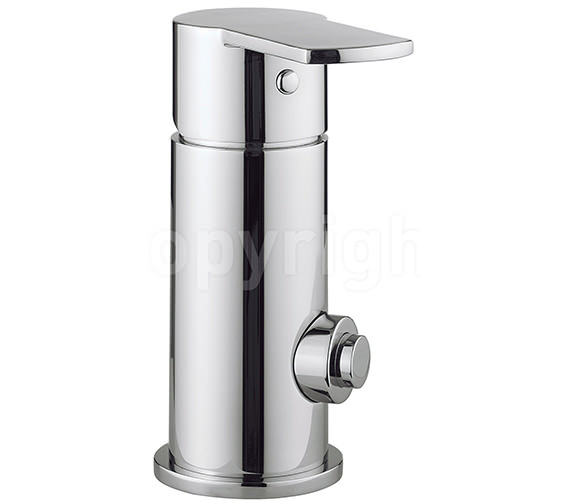 Crosswater Wisp Deck Mounted Diverter Valve For Bath Filler And Handset