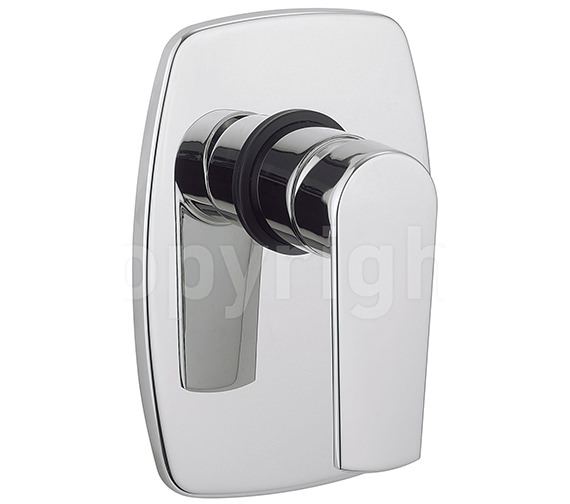 Crosswater Solo Manual Shower Valve Recessed - SO0004RC