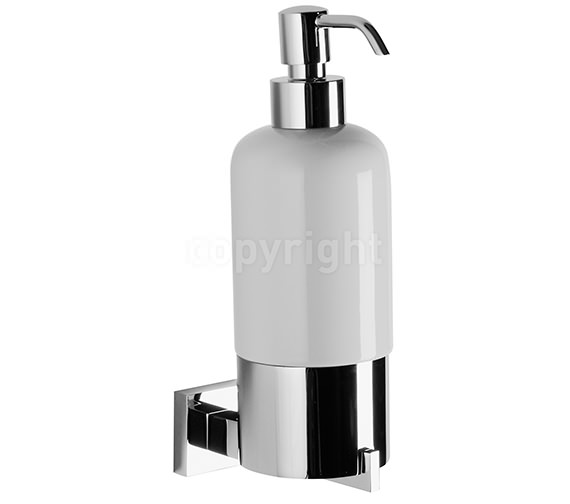 Crosswater Zeya Ceramic Soap Dispenser - ZE011C
