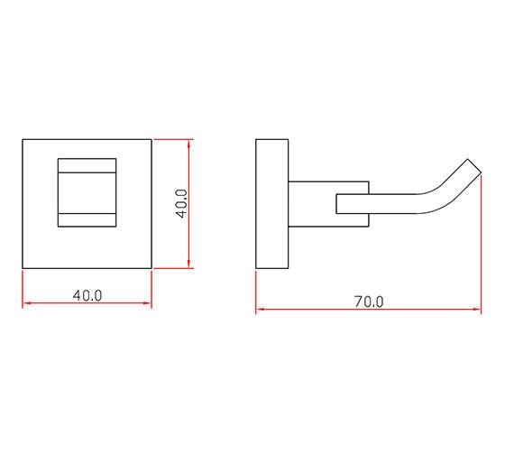 Technical drawing QS-V21928 / ZE021C+