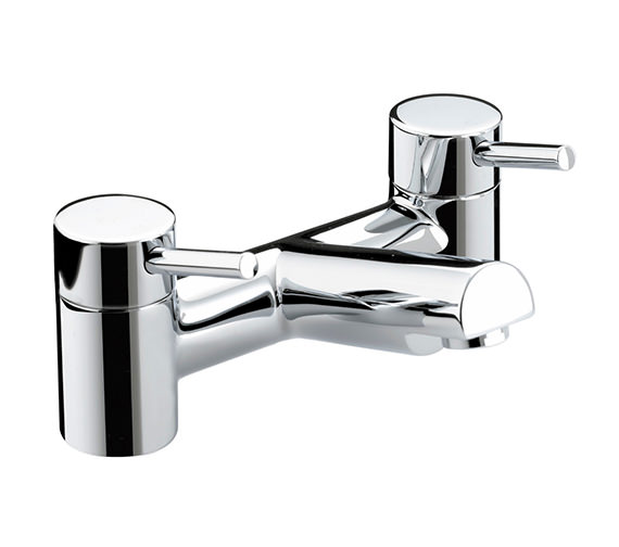 Bristan Prism Bath Filler Tap Chrome - PM BF C