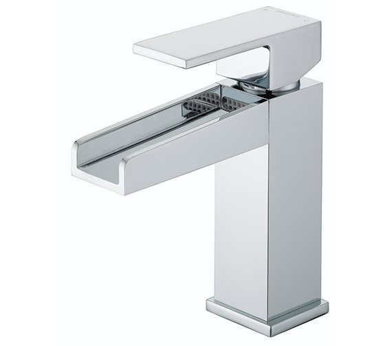 Bristan Hampton Basin Mixer Tap Chrome Without Waste  - HA BASNW C