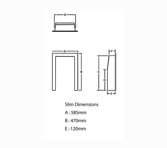 Technical drawing QS-V22014 / 8087