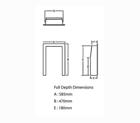 Technical drawing QS-V22017 / 9571