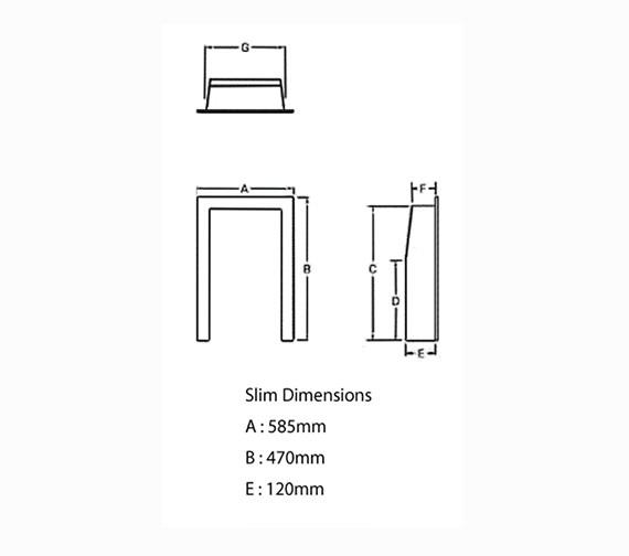Technical drawing QS-V22018 / 8133