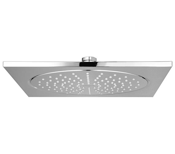 Grohe Rainshower F Series 254mm Chrome Head Shower