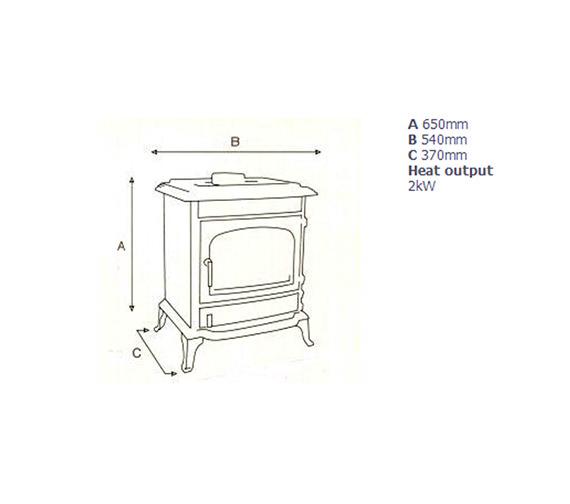 Technical drawing QS-V22268 / PMN2